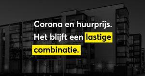 Corona huurprijs
